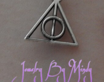 Harry Potter Inspired DH Charm