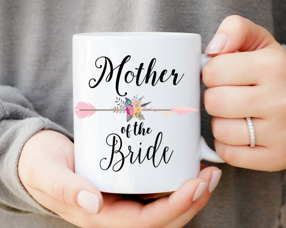 Mother of The Bride Mug, Father of The Bride Gift, Custom Parents Mug, Wedding Thank You Gift, Parents Wedding Mug, Parents Wedding