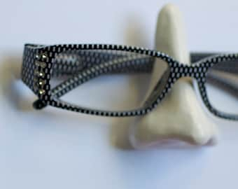 Wallmounted Eyeglasses Holder - Smaller glasses display ; eyeglass display; eyewear display
