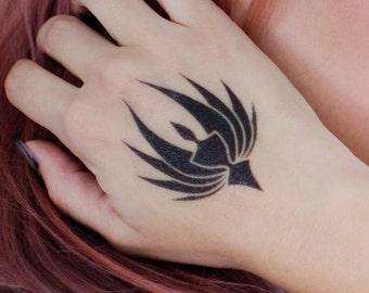 BSG Insignia Temporary Tattoo