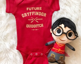 Future Qudditch Player
