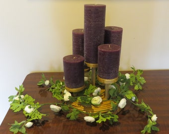 Candle Stand Centerpiece