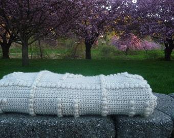 Eco-Friendly Baby ABC Blanket