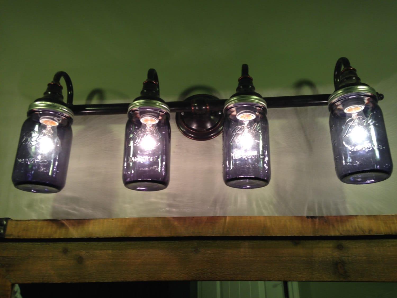Jar lighting 10 ideas for outdoor mason jar lights to add a romantic jar lighting zoom jar lighting t arubaitofo Gallery