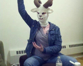 Goat Balaclava