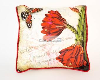 Santa Marta with Fritillary Butterfly