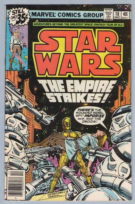 Star Wars 18 Dec 1978 VF (8.0)