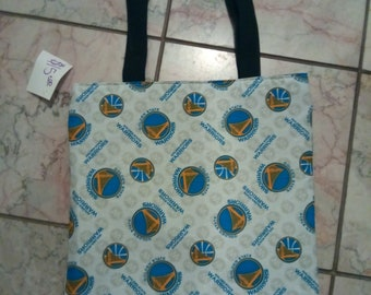 Golden state warriors tote bag oakland