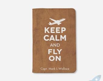 Wanderlust Keep calm Passport holder,personalized passport cover,leather passport wallet,passport cover men,gifts for him, boyfriend gifts