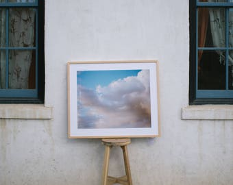 Dream State in Large Modern Frame