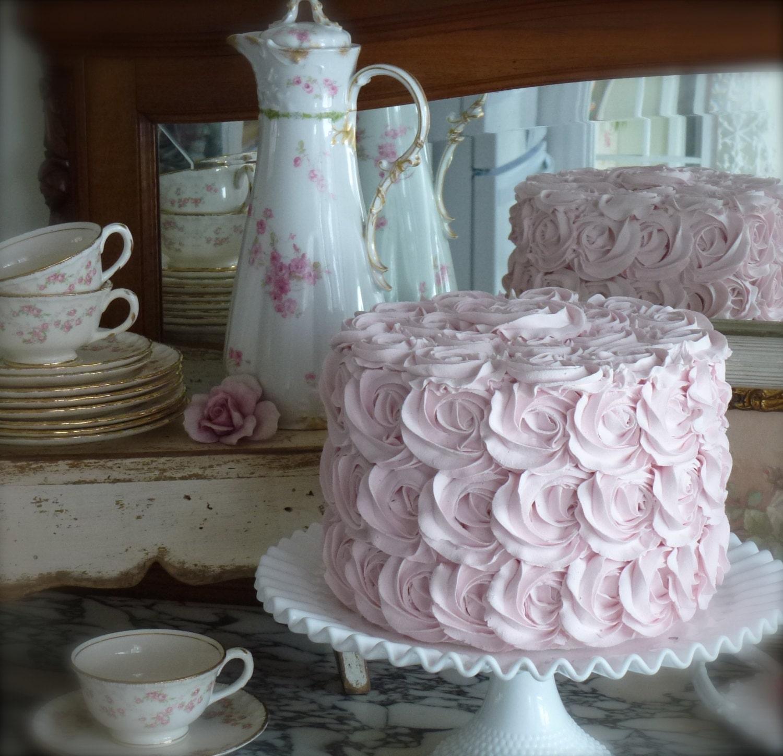 Fake Rosette Cake Jumbo Fake Cake Smash Cake Prop First