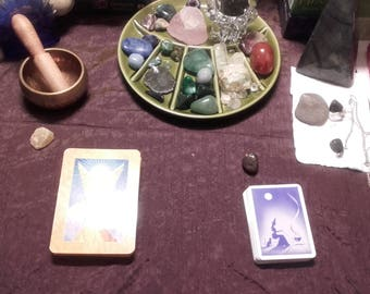 10 minutes cards reading