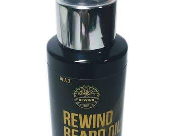 Beard Oil 60ml Rewind With Nature