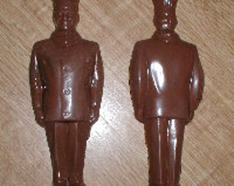 3D Chef Chocolate Mold