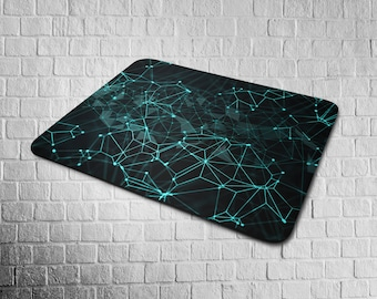 mousepad GREEN CONSTELLATION