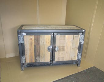 retro industrial furniture. Drinks Cabinet, Coffee Table, TV Stand Retro Industrial Furniture U