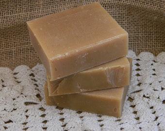 Satsuma Goats Milk Shampoo Bar