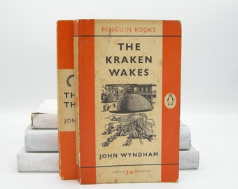 John Wyndham Two Book Collection: The Day of the Triffids (Vintage, Penguin)