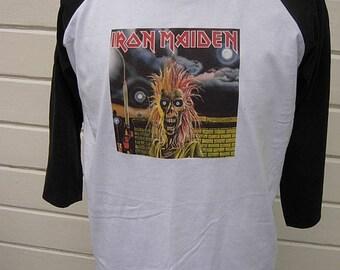 Size XL (48) ** 1970s Elvis Shirt (Deadstock Unworn) (Screen Stars) (Single Sided) xYXWFu