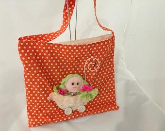Child's toy bag