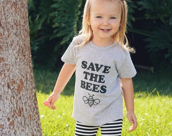 Save the Bees Baby, Bees Shirt, Save the Bees, Save the Bees Kids Shirt, Save the Bees Tshirt, Toddler Shirts, Hippie Kids Shirt, Kids Shirt