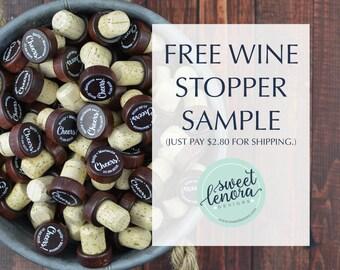 Wine Stopper Sample Kit