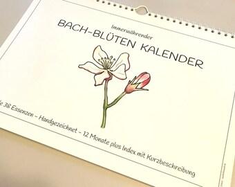 Bach Flower Calendar
