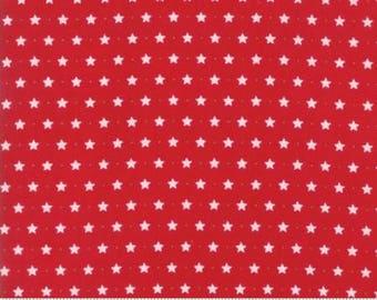 Sugar Plum Christmas Candy Red 2915 11 - Moda Fabrics 100% Cotton Quilting Fabric Bunny Hill Designs