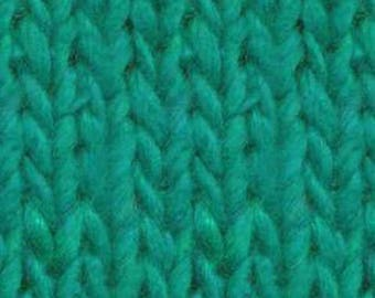 Noro Tokonatsu Yarn - Worsted Weight - 136 yards - Cotton/Silk/Viscose - Bright Teal