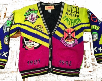 Outrageous Rock n' Roll Sweater