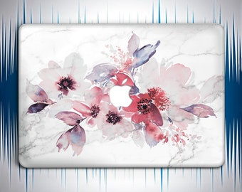 Macbook Air 13 Case Macbook Pro 15 Case Floral Macbook Case Macbook Gift Case Macbook Pro Case Flowers Macbook Pro 13 Case Hard CF4078