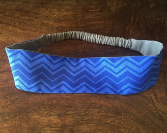 Headband, yoga Headband, cotton headband, boho headband, boho, Workout Headband, Reversible Headband, running headband, stretchy headband