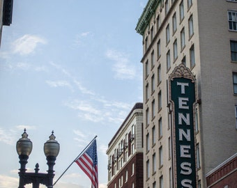 Historic Tennessee Theater - Downtown Knoxville Photo