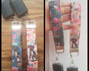 Small GSP lanyard style keychain.