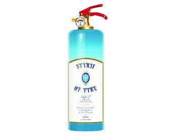 Designer Fire Extinguisher - SPIRIT