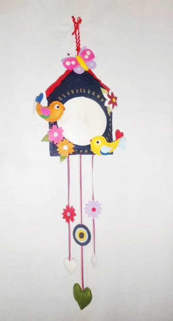 Lovely Items Similar To Felt Ornament Wall Door Hanging Decoration Kids Home Decor  Gift Ideas Handmade Room