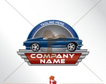 for car shop logo
