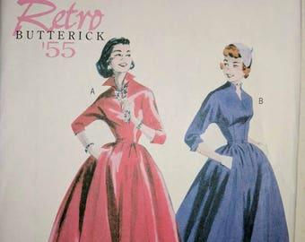 B5556, Butterick, Sewing Pattern, Lifestyle Wardrobe, Sizes 16-22, Out of Print
