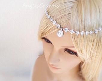 Forehead jewelry Etsy