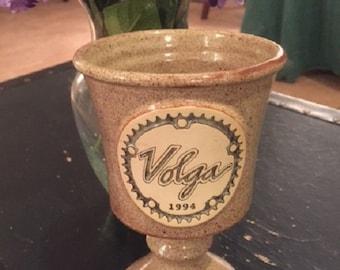 Chalice Stoneware Volga 1994