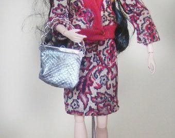 GARMENT suit barbie fashionista FR2 or poppy parker, silkstone BARBIE