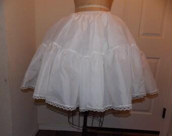 custom made to order hoop skirt