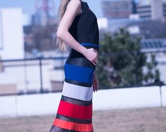 Wide Stripes for Summer