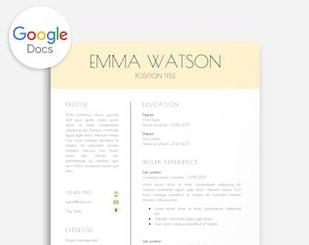 Editable Resume Google Doc Resume Editable Google Doc Cv