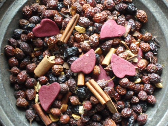 Cinnamon Spice Fixins with refresher oil