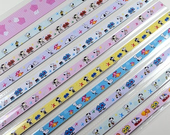 Cartoon Origami Lucky Star Paper Strips Star Folding DIY - Pack of 50 Strips