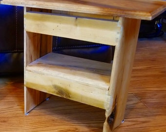 Sacred Sounds Audio End Tables