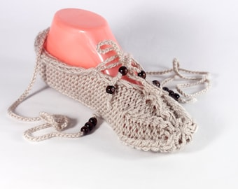 Crochet slippers, Crochet slippers for women, Slippers by LoveKnittings