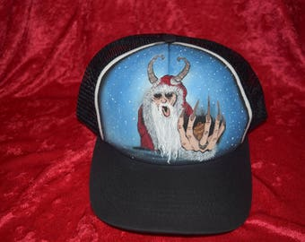 Krampus hat