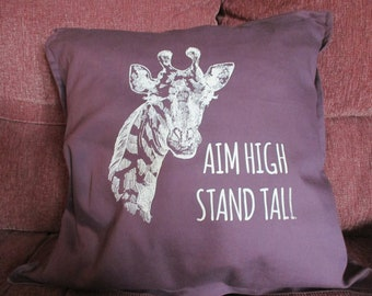 Hand (Screen Printed) Cushion
